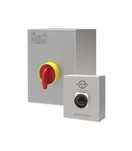 Stainless Steel Safety Switches · iHATHOR