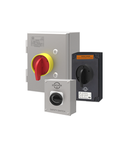 Safety Switches 20A - 125A · iHATHOR
