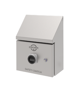 Hygienic Enclosed Safety Isolators 100A - 125A · iHATHOR