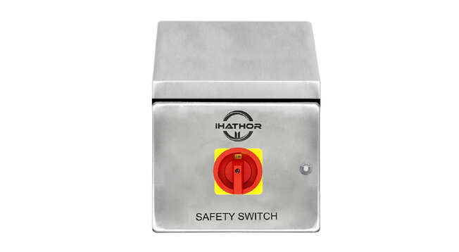 20A-25A-40A iHATHOR Hygienic Switch Disconnector · iHATHOR